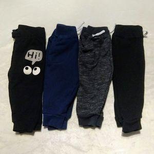 4 Pants, Size 6-9m